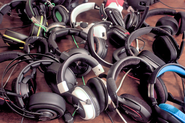 Best gaming headsets 2017