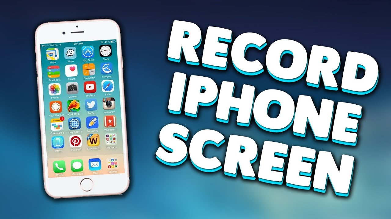 Mirror or record iPhone screen on Windows PC
