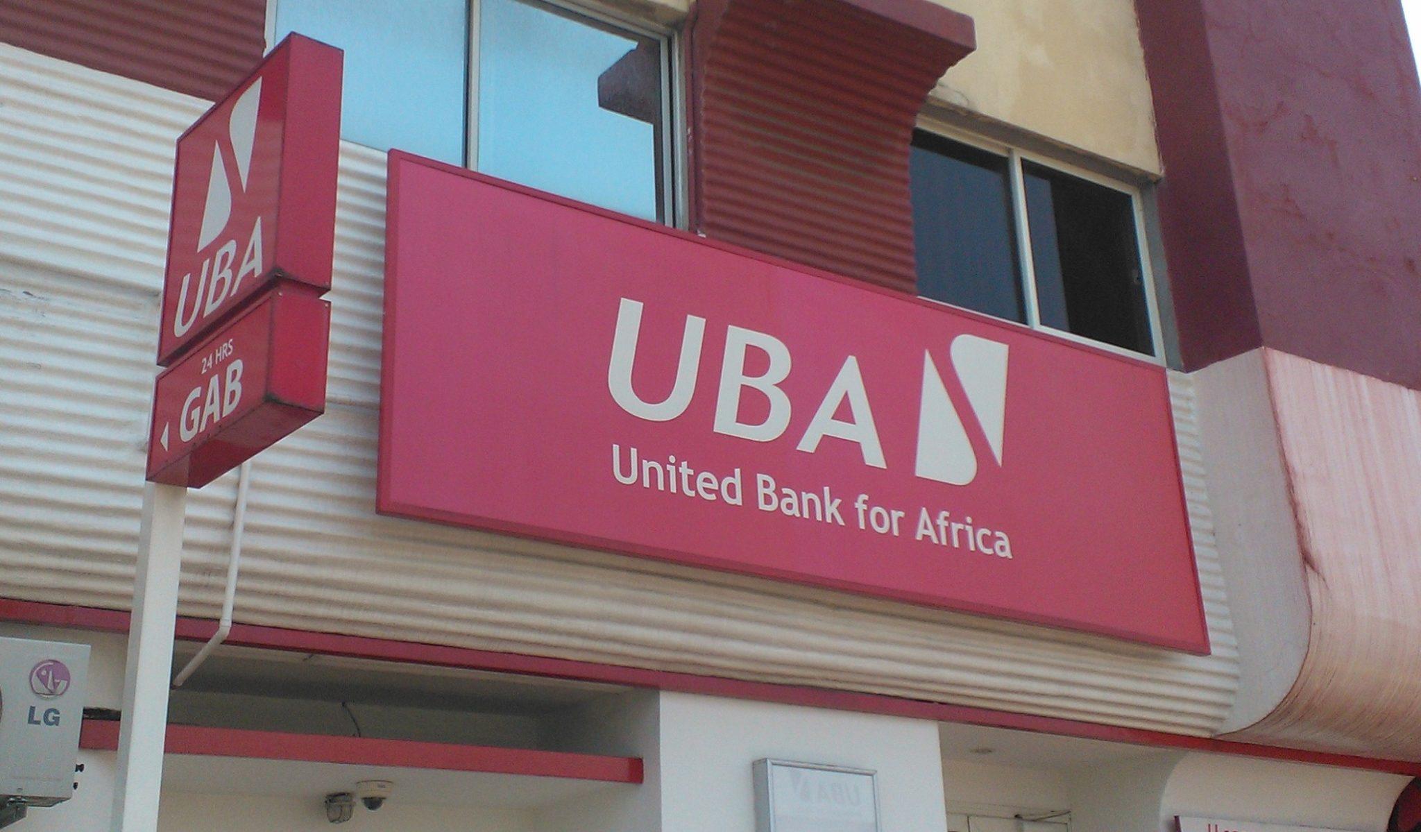 uba mobile transfer code