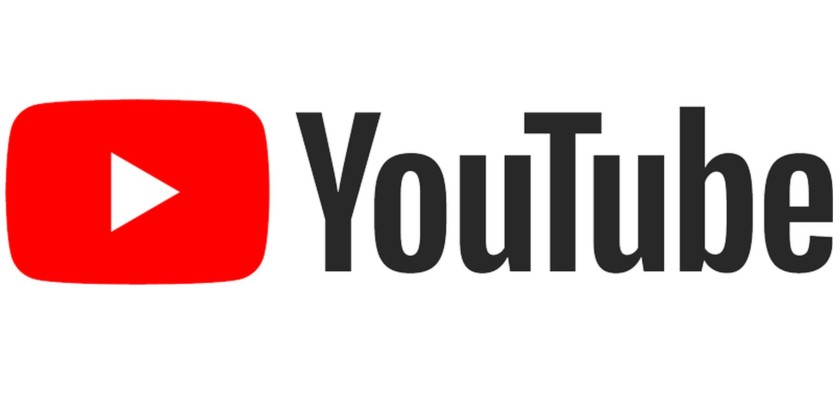 new youtube design layout logo