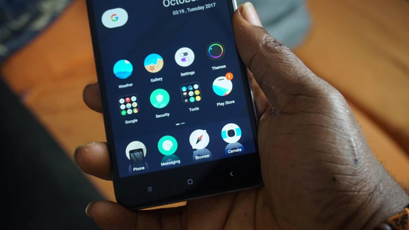 Xiaomi Tricks - How To Take screenshot on Xiaomi Android smartphones