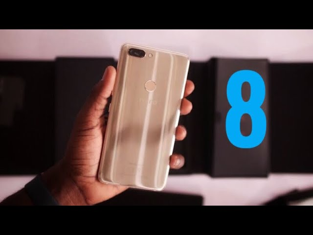 Tecno Phantom 8 review