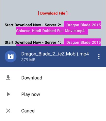 movie now downloading from coolmoviez.mobi