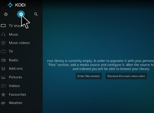 How To Install Kodi 17 17.6 Addons and Builds Step-1