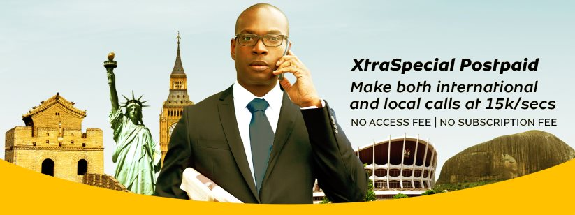 MTN XtraSpecial Call tariff plan