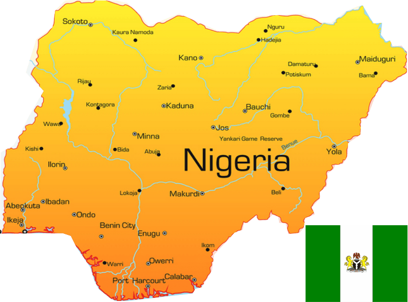 Nigeria Zip Codes or Postal Codes for lagos and other states in nigeria