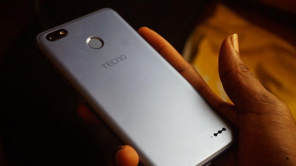 Take screenshots On Tecno Spark K7, L9 and L9 Plus