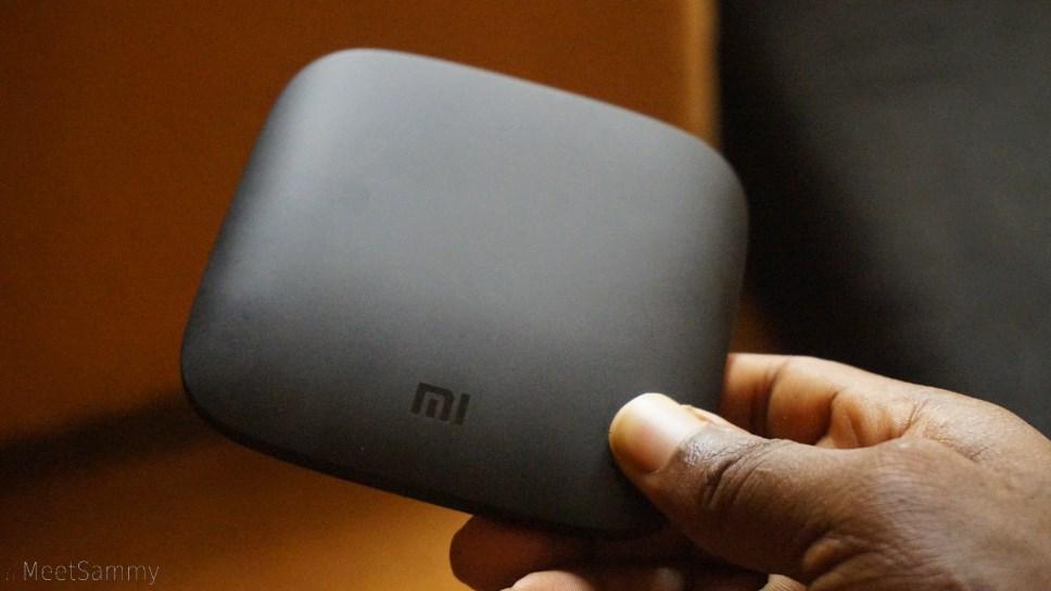 Xiaomi Mi BOX Design review