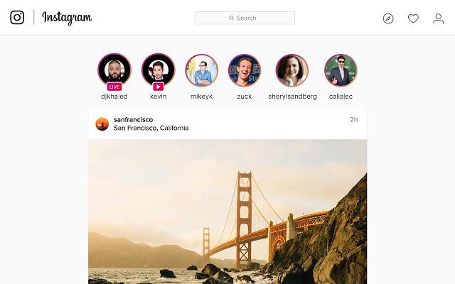 save or download instagram stories on desktop